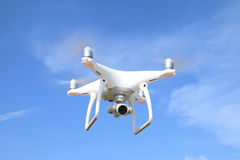 Drone in flight - Series 4 Stock Images