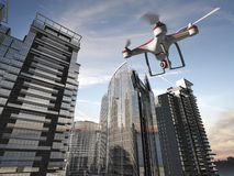 Drone. Stock Photography
