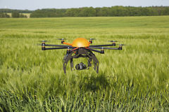 Drone stock photography