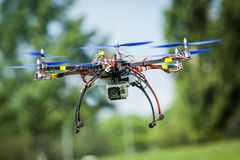 Drone royalty free stock photography