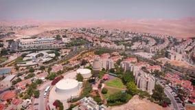Maale Adumim City Aerial View, Israel