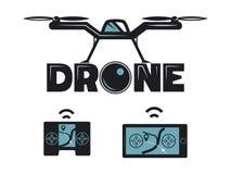 Drone Icon Stock Photo