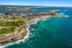 Drone Photo of Newcastle`s Coast,  Newcastle NSW Australia