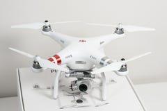 Drone quadrocopter Stock Photos