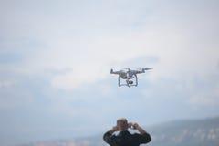 Drone remote control