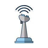 Drone remote control icon Royalty Free Stock Image