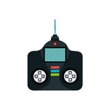 Drone remote control isolated icon Stock Image