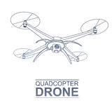 Drone Vector Logo Stock Photos