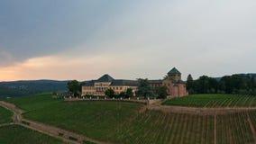Schloss Johannisberg stock video footage
