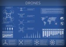 Drones Royalty Free Stock Photo