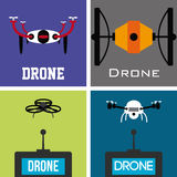 Drones Stock Photography