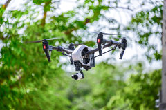 Drones. The drones are unmanned vehicles royalty free stock photos