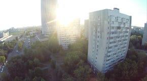 Droneview 6 Stockbilder