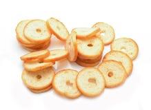 Droog broodjesbrood stock foto