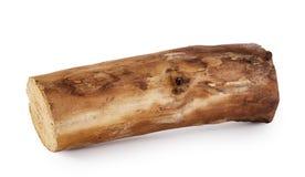 Droog houten logboek stock afbeeldingen