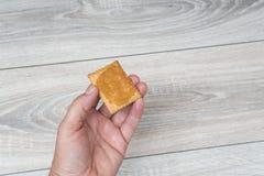 Droog koekje stock foto's