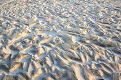 Droog zand Stock Foto's