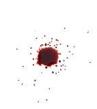 Drop of blood Stock Photos