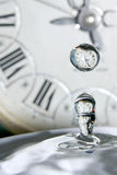 Drop Of Time. Stock Photography