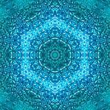 Drop pattern texture symmetry wallpaper. water fan. Drop pattern texture symmetry wallpaper background abstract. water fan stock illustration