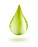 Drop of petrol Stock Images