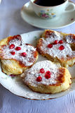 Drop scones royalty free stock images