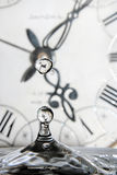 Drop of time. Royalty Free Stock Photo
