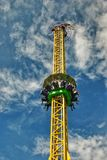 Drop Tower Royalty Free Stock Photos