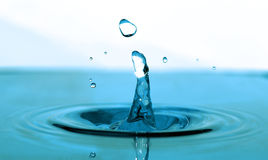 drop water Στοκ εικόνα με δικαίωμα ελεύθερης χρήσης