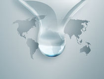 Clean world Royalty Free Stock Photography