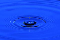 Drop of Water Royalty Free Stock Photography