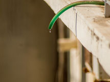 Drop of water. In the city ,corfu greece Stock Photography