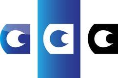Drop water icon/logo Stock Image