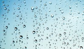 Drop, Water, Sky, Flock Royalty Free Stock Photography