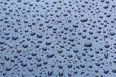 Drop Of Water, Water, Surface, Wet Royalty Free Stock Photos