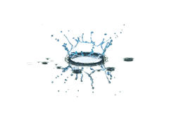 Drop water Royalty Free Stock Images