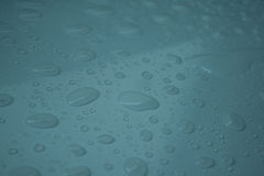 Drop of water Royalty Free Stock Photo