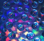 Droplet art 2 Royalty Free Stock Images
