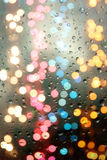 Droplet Lights Royalty Free Stock Images