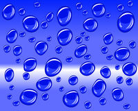Droplets Stock Images