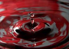 droplets royaltyfri foto
