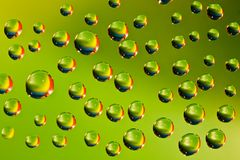Droplets Stock Photos