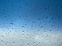 droplets arkivbild