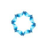 Droplets artwork Stock Photos