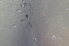 Droppe för bakgrundstexturvatten Fotografering för Bildbyråer