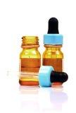 dropper μπουκαλιών ιατρική Στοκ εικόνα με δικαίωμα ελεύθερης χρήσης