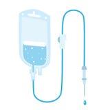 Dropper médico de la medicina Foto de archivo libre de regalías