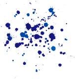 droppfärgpulver Arkivbild