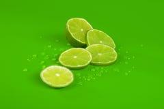 dropplimefrukt Arkivbilder