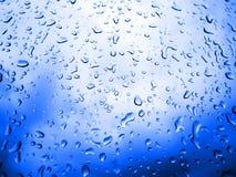 droppvatten Royaltyfri Foto